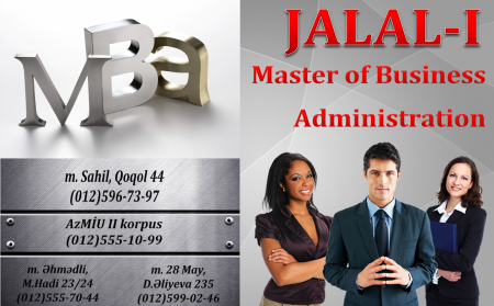 MBA-Master of Business Administration
