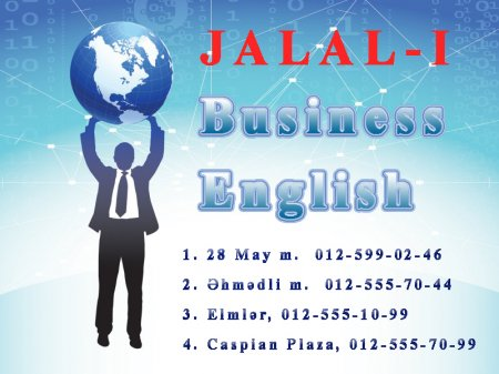 Business English kursu