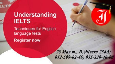 IELTS & TOFEL courses