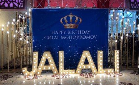 JALAL-I Tədris Mərkəzi 19 illiyini qeyd etdi!!