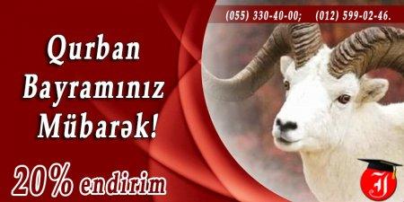 Qurban Bayramınız mübarək!!