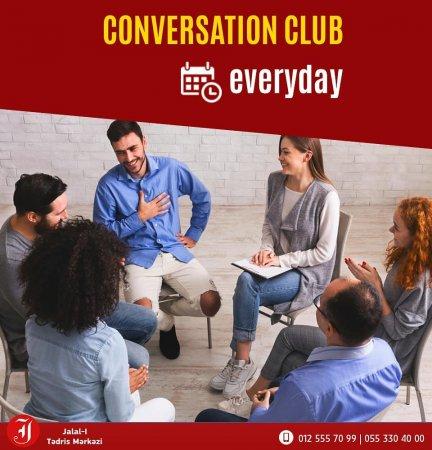 Conversation Clubs