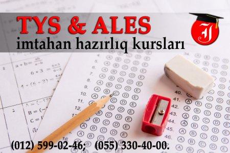 TYS və ALES kursları