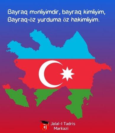 Dövlət Bayrağı Gününüz Mübarək!