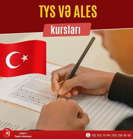 TYS və ALES hazırlıq kursları