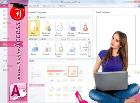 Microsoft Office Access kursları