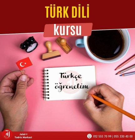 Türk dili kursu