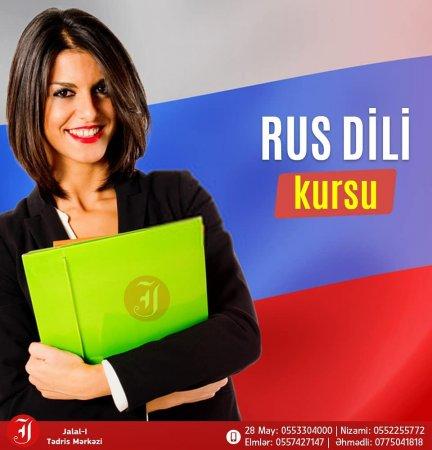 Rus dili kursları